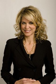 Paula Zahn. Yeah, she's almost 60. Whatever she's doing with her life, she's doing it right.