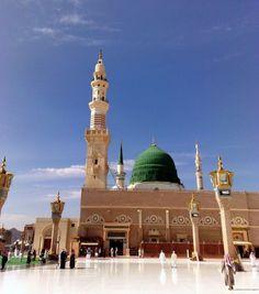 The Prophet's Mosque, Medina