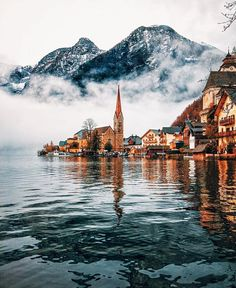 Halstatt, Austria | Photography by @jacob #TheProTraveler