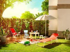 Namještaj i dekoracije za tvoj dom Outdoor Furniture, Outdoor Decor, Sun Lounger, Garden, Modern, Home Decor, Cats, Chaise Longue, Homemade Home Decor