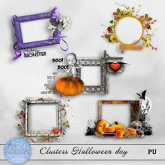 Halloween Day de Louise L