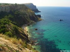 Cape Fiolent, Crimea