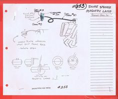 Star Wars Droids Original Cartoon Production Magnetic Lasso Model CEL BV974   eBay