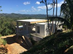 Houses In Costa Rica, Mountain View, West Coast, Eco Friendly