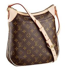 A reimagining of the classic Louis Vuitton bag