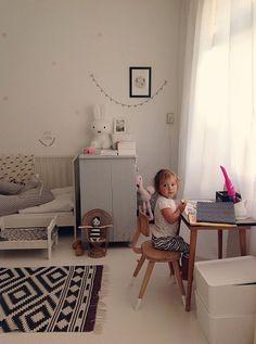 The perfect little girls room from @Lisa a Farme / Anne-Britt Hansen