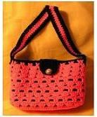 Boxed Shell Lined Bag Pattern