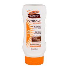 Sunscreen- Palmer's Eventone Suncare Cocoa Butter Moisturizing Sunscreen Lotion SPF 30