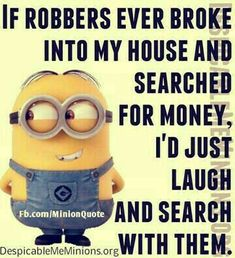 """We have a greet collection for minion lovers.These """"Top Minion Quotes School"""" are especially for make you day happy and helpful for laugh. Minions Images, Minions Love, Minion Pictures, Funny Pictures, Minion Stuff, Minion Videos, Purple Minions, Minions Minions, Evil Minions"""