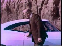 Vintage 1967 Impala TV commercial - car splits apart