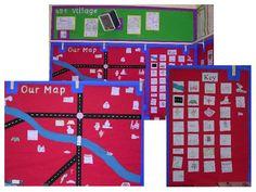 Maps Display