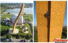 epic climbing wall