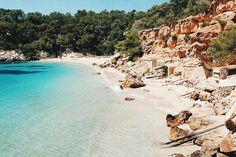 Cala Sadeta, Ibiza