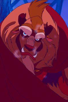 *THE BEAST ~ Beauty and the Beast, 1991