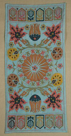 E-8863. Uzbek Suzani