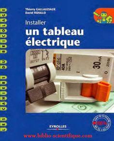 Livre : Installer un tableau électrique - Gratuitement