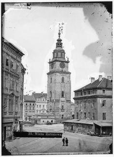 Dawny Kraków na fotografiach Ignacego Kriegera - Galerie - Radio Kraków