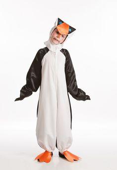 DisfracesMimo, disfraz de pinguino divertido infantil varias tallas,los pequeños de la familia lo pasarán en grande con este disfraz de pinguino infantil,este divertido animal.Este disfraz es ideal para tus fiestas temáticas de disfraces de animales niños.