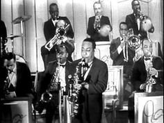"""""""Rockin' in Rhythm"""" by Duke Ellington & his Orchestra featuring the unmistakeable trumpet of Cat Anderson at the end"""