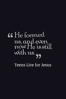 Teens live for Jesus: Still with us