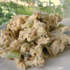 My Favorite Chicken Salad