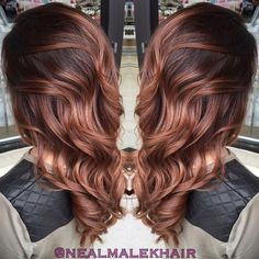 Exciting hair colors by Neal Malek, Orlando, FL, USA!
