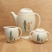 Vintage UCTCI Elephant Figural Tea Set – Teapot, Creamer, Sugar | eBay Tea Pot Set, Pot Sets, Retro Art, Retro Vintage, Sugar Bowls And Creamers, Art Deco Pattern, Southwest Art, Elephant, Mexican