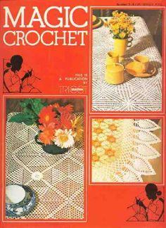 Magic Crochet 3 - Edivana - Álbuns da web do Picasa