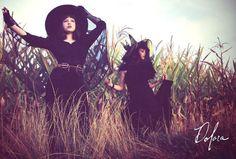 Here's a nice photo shoot idea @Liz Kruesi Meneses! (Photo by Toma of Dolara Designs)