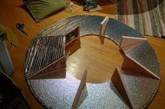 flying saucer infrastructure by osbock, via Flickr