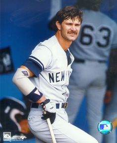 My favorite Yankee of all time...Donnie Baseball, Don Mattingly!