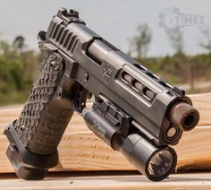 STI DVC tactical on