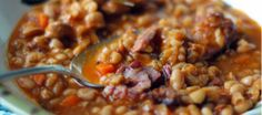 The Perfect Winter Afternoon: Beer & Cassoulet