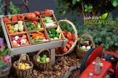 Miniature Farm Garden Preview   Lush Little Landscapes