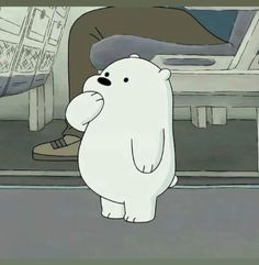 We bare bears wallpaper Cartoon Meme, Bear Cartoon, Cartoon Icons, Wallpaper Memes, Bear Wallpaper, Ice Bear We Bare Bears, We Bear, Bear Meme, We Bare Bears Wallpapers