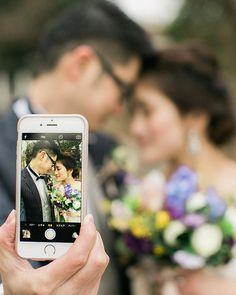 連投すみません 流行りに乗ってみました笑 フォトインフォト?でしたっけ #上野公園 #前撮り #ロケーションフォト #locationphotography #ブライダルフォト #bridalphotography #結婚式 #ウエディングドレス #トリートドレッシング #weddingdress #treatdressing #jennypackham #ジェニーパッカム #アラベスク #マーメイドドレス #ソフトマーメイド #フォトインフォト #photoinphoto #famarry #famarryモニター撮影