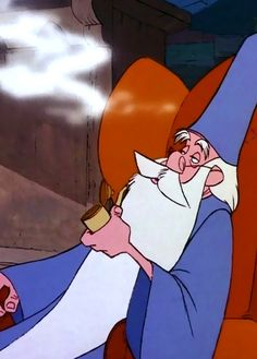 Merlin -- Sword in the Stone