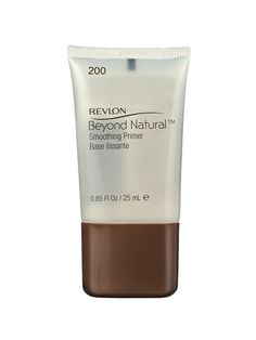 PRIMERS AND SERUMS WITH SILICONE They're like spackle for fine lines. Smear one on before you apply foundation and be amazed. We like Revlon Beyond Natural Smoothing Primer.  PERSONALLY I LOVE SMASHBOX AND WOULDN'T PUT ON FOUNDATION WITHOUT IT!