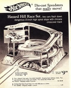 "Hot Wheels ""Hazard Hill"" - looking for one...have one for sale?"
