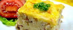 lžícestrouhanky Italian Recipes, Mexican Food Recipes, Ethnic Recipes, Tortillas, Cornbread, Quiche, Salsa, Lag, Breakfast