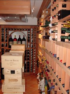 1000 images about wine storage on pinterest wine cellar for Garage wine cellar