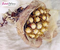 how to make a chocolate bouquet - Google Search