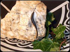 Irish Bog Oak Snake Pendant Necklace with Sterling Silver chain Unique Gift - New Moon Enterprise  - 1