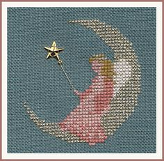 The Victoria Sampler - Baby's 1st Christmas  free chart