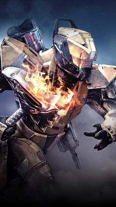 """New subclass for titan in destiny in the upcoming """"The taken King"""" DLC."""