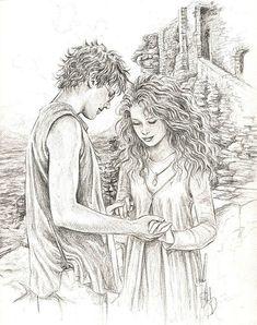 Harry Potter Hermione Granger, Draco Malfoy, Daniel Radcliffe, Hermione Granger Drawing, Hogwarts, Emma Watson, Fantastic Beasts, Art Sketches, Fan Art
