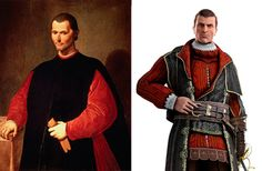 AnimaSan - Personagens históricos da franquia de games Assassin's Creed: Parte II, Assassin's Creed II http://wp.me/p4zkEu-jt