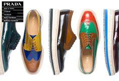 !! prada shoes men
