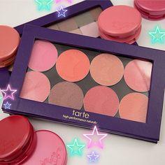Tarte cosmetics amazonian clay blushes