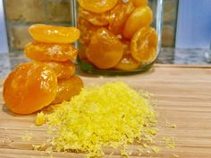A few weeks ago I came across a recipe for Salt Cured Egg Yolks. First I had ever heard of it. I started googling and reading and found quite a few different recipes. Salt curing is nothing new, it… Asian Recipes, Real Food Recipes, Healthy Recipes, Asian Foods, Delicious Recipes, Healthy Food, Salt Cured Egg Yolk, Preserving Eggs, Egg Yolk Uses